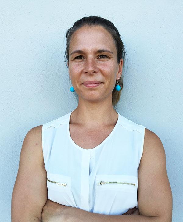 Caroline Mellberg - Coach hos Lofsangruppen